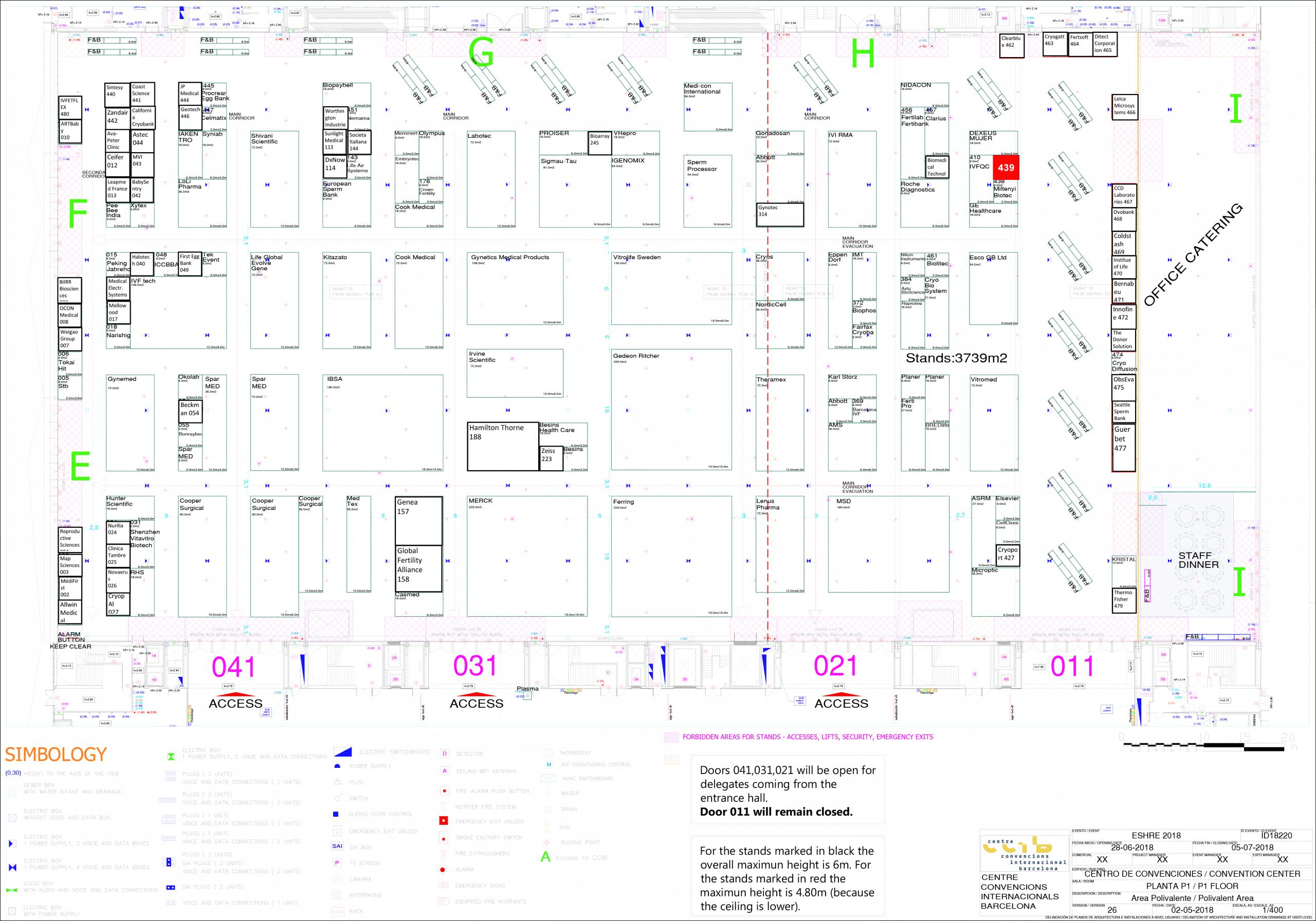 Plan wystawy